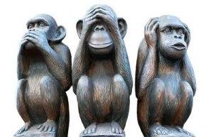 3 monkeys 3